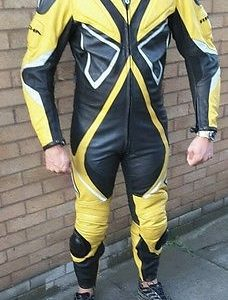 RICHA-one-piece-leathers-suit-race-track-road