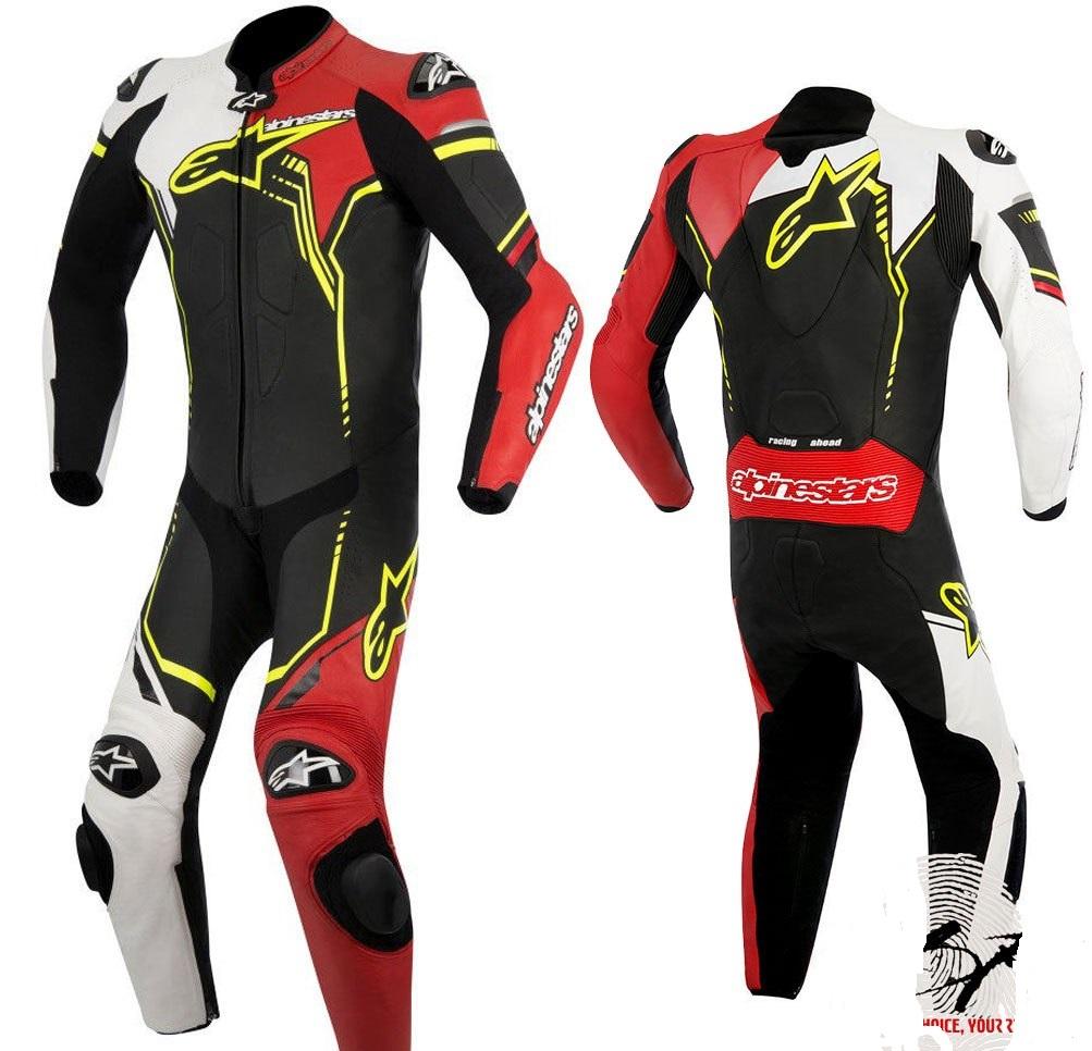 Alpinestar Motorcycle Gloves >> AlpinestarMotorbike Motorcycle Leather racing 1 & 2 piece Suit tailor made – Bikers Zone