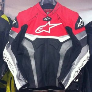 Custom Design Motorbike leather jacket All size is available.