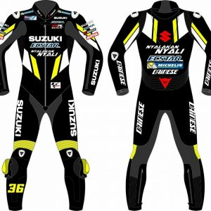 Customised Motorcycle / Motorbike Leather Suit – Motogp World Superbike
